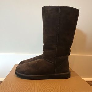 Chocolate Brown Classic Uggs